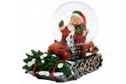 Babbo Natale cingolato