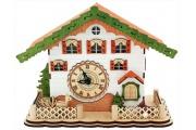 Casetta orologio