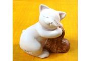CHE gatto wood