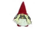 Gnoma con cappello rosso